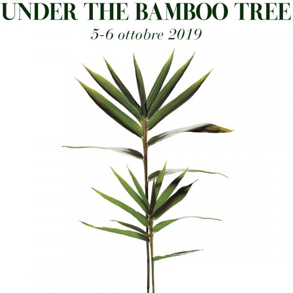 under the bamboo tree - due giorni di eventi al labirinto della masone