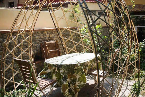 bamboo bambuseto giardino casa corsi gazebo dettagli