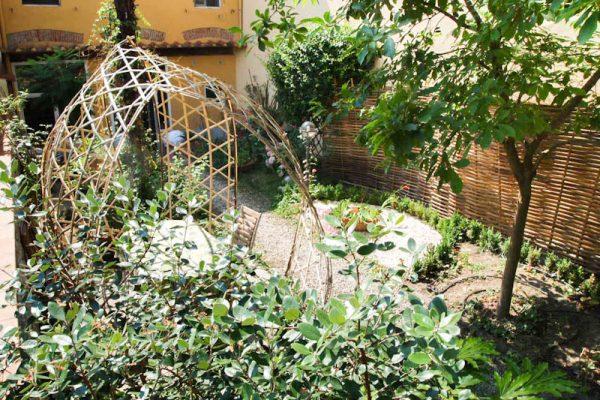 bamboo bambuseto giardino casa corsi gazebo frontale