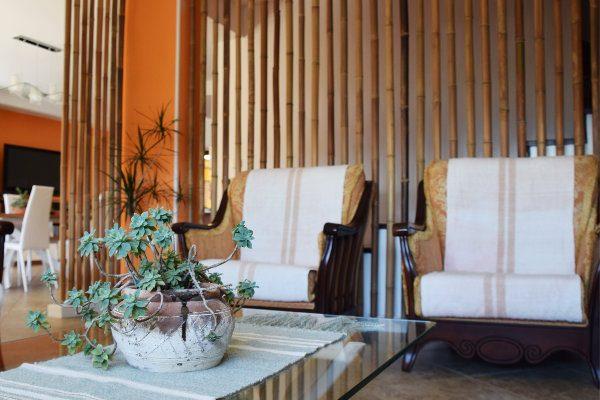 parete in bambù1